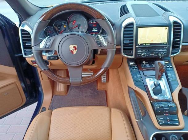 Used 2012 Porsche Cayenne S for sale in dubai