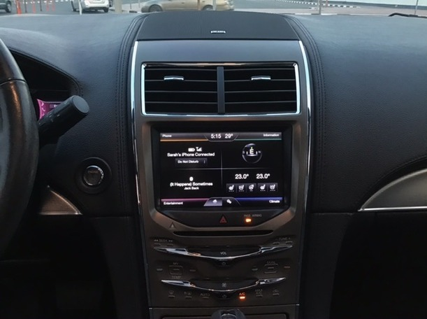 Used 2013 Lincoln MKX for sale in dubai