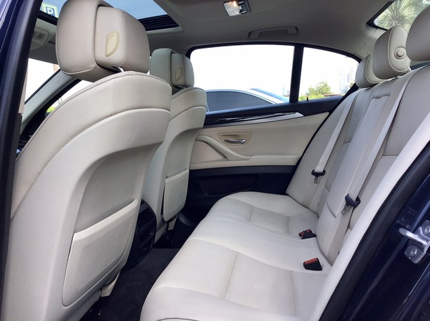 Used 2013 BMW 535 for sale in abudhabi
