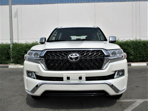 Used 2011 Toyota Land Cruiser for sale in dubai
