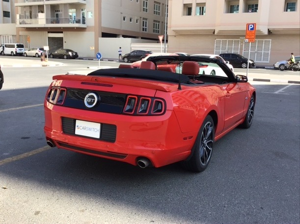 Used 2014 Ford Mustang for sale in dubai