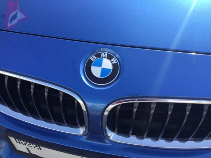 Used 2016 BMW 428 for sale in dubai