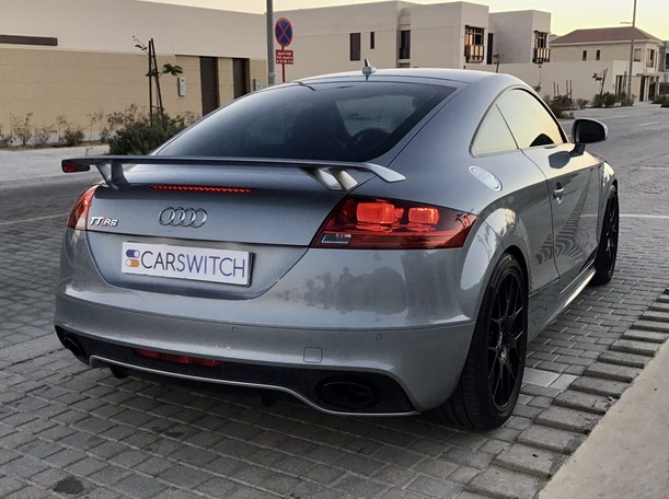 Used 2012 Audi TT RS for sale in abudhabi