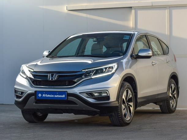 Used 2015 Honda CR-V for sale in abudhabi