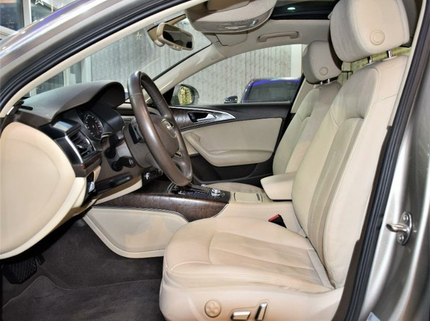 Used 2016 Audi A6 for sale in sharjah