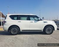 Used 2015 Nissan Patrol for sale in dubai