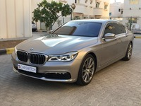 Used 2017 BMW 730 for sale in dubai