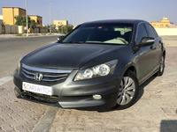 Used 2012 Honda Accord for sale in abudhabi