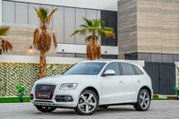 Used 2015 Audi Q5 for sale in dubai