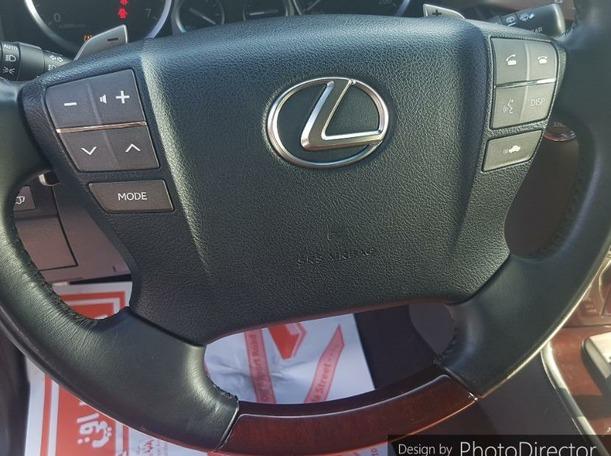 Used 2014 Lexus LX570 for sale in dubai