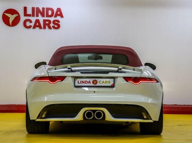 Used 2015 Jaguar F-Type for sale in dubai