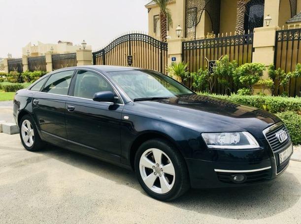 Used 2008 Audi A6 for sale in dubai