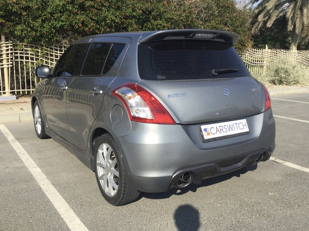 Used 2016 Suzuki Swift for sale in dubai