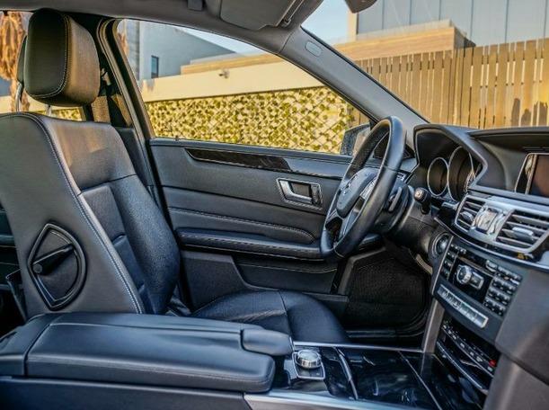 Used 2014 Mercedes E200 for sale in dubai