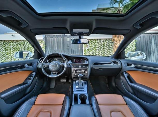 Used 2015 Audi A4 for sale in dubai