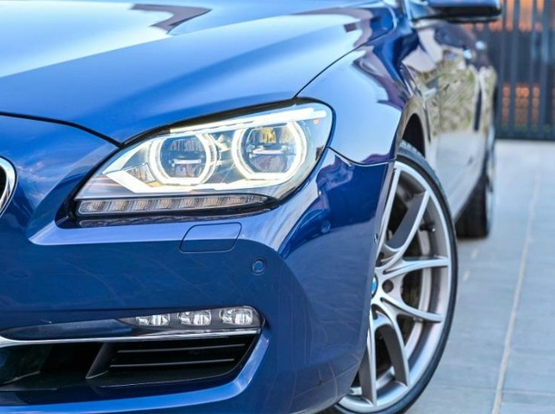 Used 2015 BMW 640 for sale in dubai