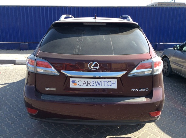 Used 2015 Lexus RX350 for sale in sharjah
