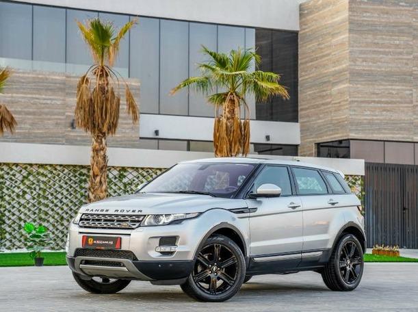 Used 2014 Range Rover Evoque for sale in dubai