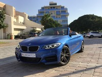 Used 2016 BMW M235 for sale in dubai