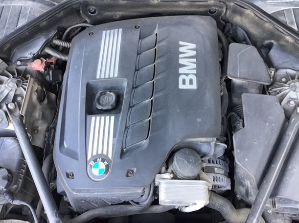 Used 2014 BMW 730 for sale in dubai