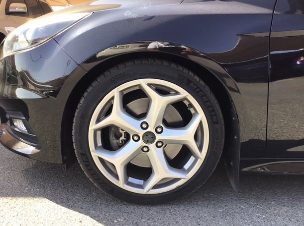 Used 2015 Ford Focus for sale in abudhabi