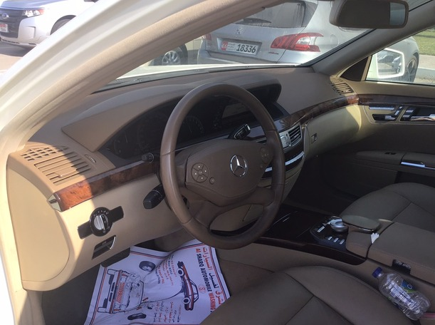 Used 2012 Mercedes S300 for sale in abudhabi
