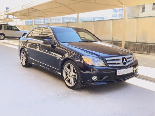 Used 2011 Mercedes C250 for sale in dubai