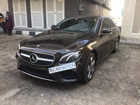 Used 2018 Mercedes E300 for sale in abudhabi