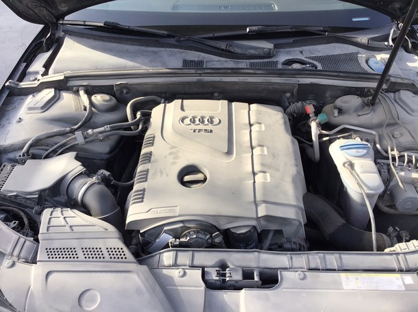 Used 2014 Audi A4 for sale in dubai