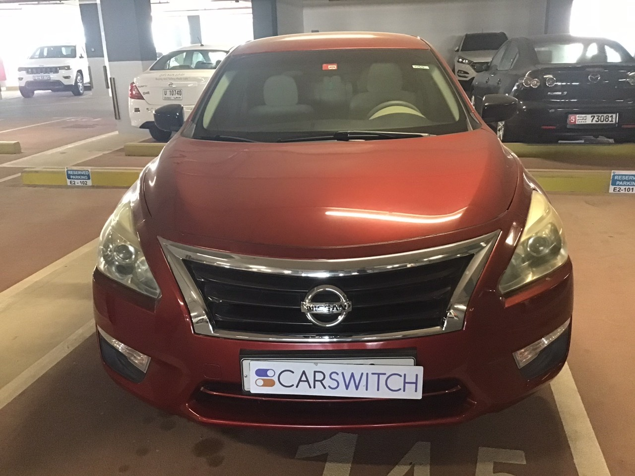 Used 2013 Nissan Altima for sale in abudhabi