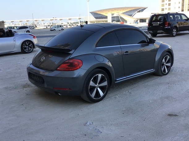 Used 2015 Volkswagen Beetle for sale in dubai