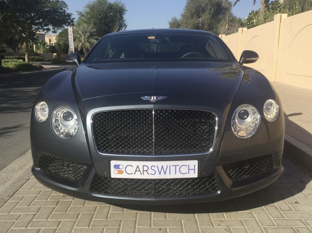 Used 2015 Bentley Continental for sale in dubai