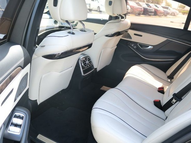 Used 2015 Mercedes S500 for sale in dubai