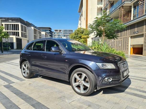 Used 2014 Audi Q5 for sale in dubai