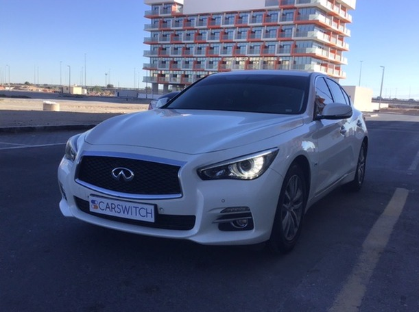 Used 2016 Infiniti Q50 for sale in dubai