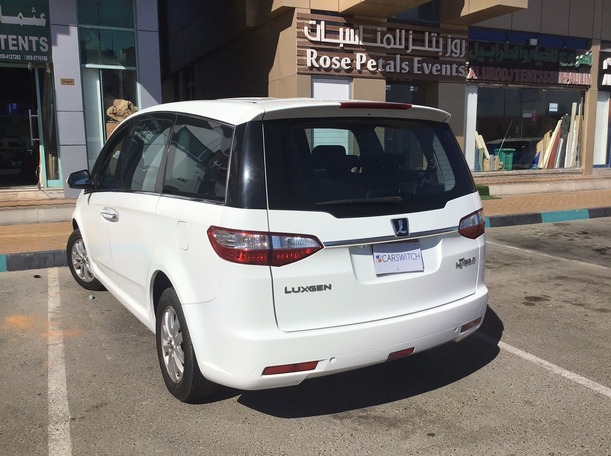 Used 2014 Luxgen MPV7 for sale in abudhabi