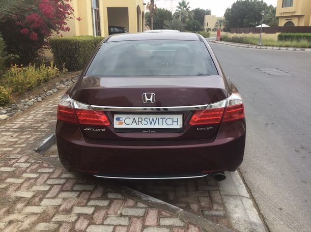 Used 2013 Honda Accord for sale in abudhabi