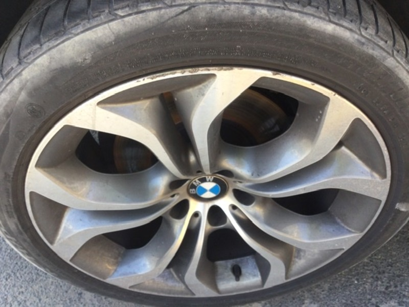 Used 2014 BMW X6 for sale in sharjah