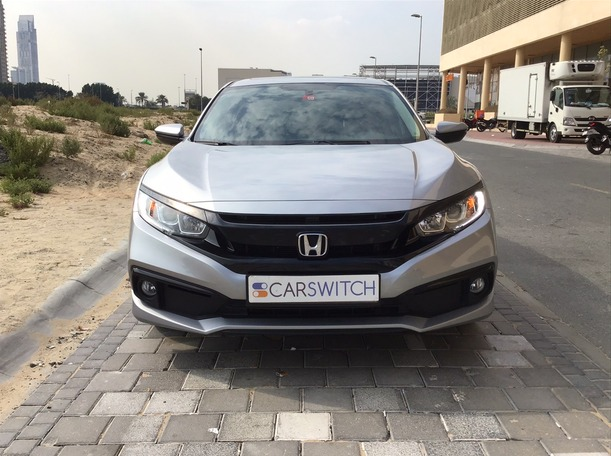 Used 2020 Honda Civic for sale in dubai