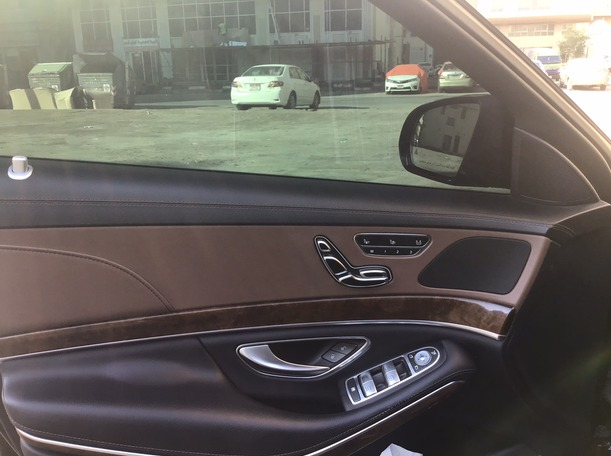 Used 2016 Mercedes S400 for sale in abudhabi
