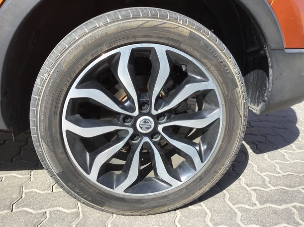 Used 2016 MG GS for sale in dubai