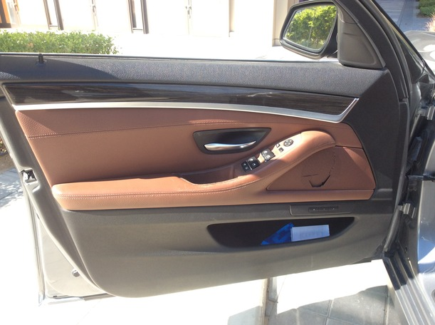 Used 2012 BMW 528 for sale in dubai