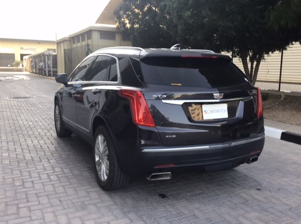 Used 2018 Cadillac XT5 for sale in dubai
