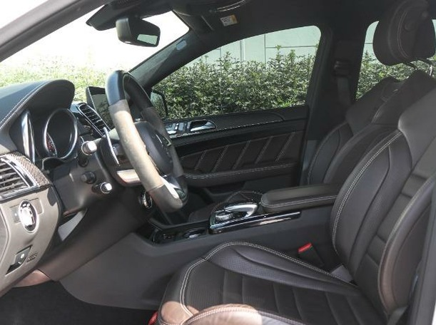 Used 2018 Mercedes GLE63 AMG for sale in dubai