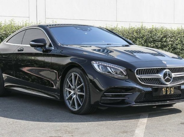 Used 2018 Mercedes S560 for sale in dubai