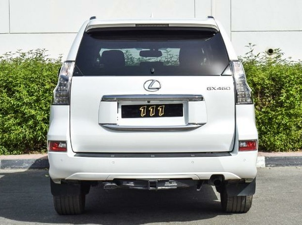 Used 2016 Lexus GX460 for sale in dubai
