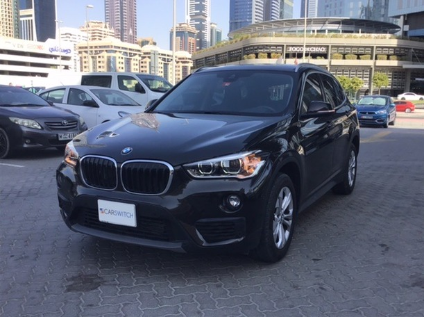Used 2019 BMW X1 for sale in sharjah