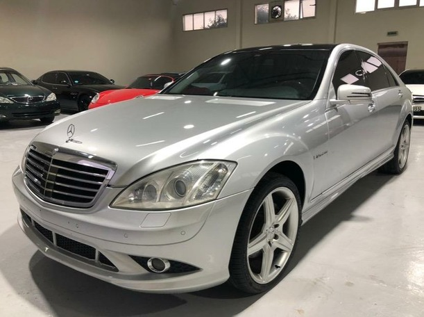 Used 2008 Mercedes S500 for sale in dubai
