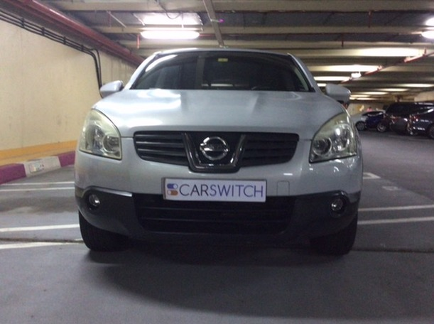 Used 2008 Nissan Qashqai for sale in sharjah