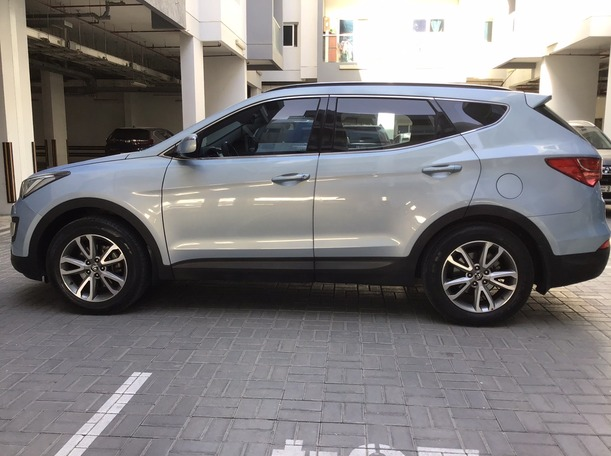 Used 2014 Hyundai Santa Fe for sale in dubai